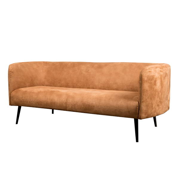 Starr Sofa 2.5 Seater | Light Brown