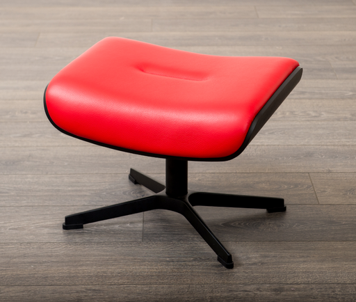 Timeout Footstool | Red