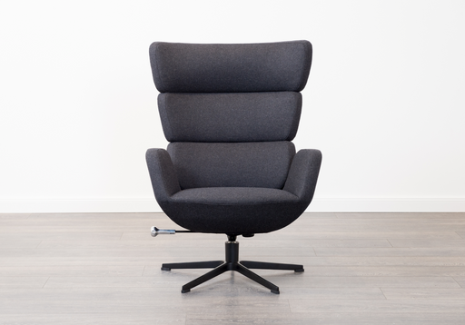 Turtle Chair | Black