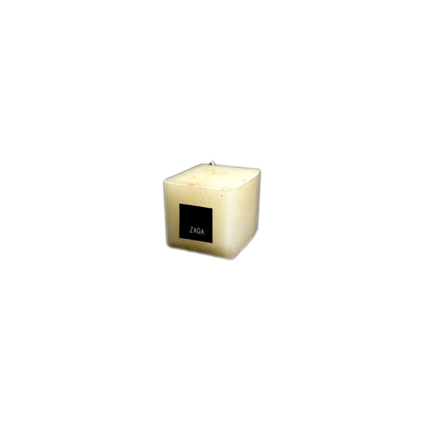 SQUARE CANDLE PILLAR - Zaga Concepts