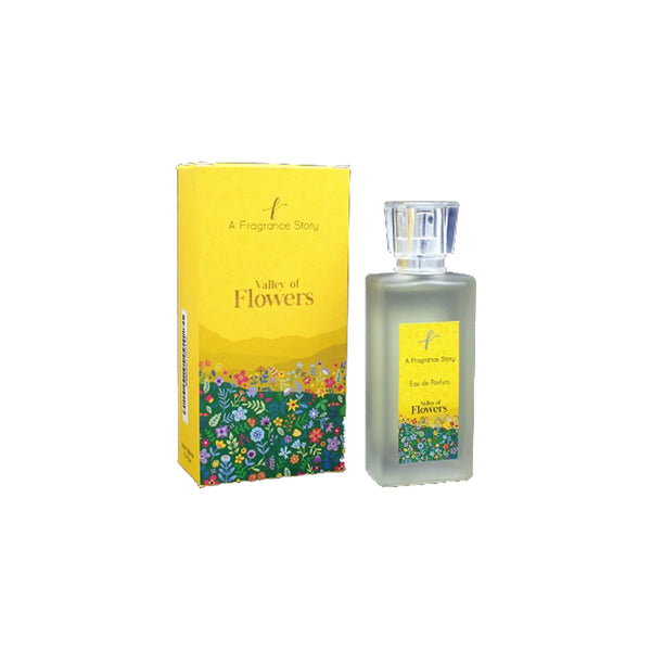 VALLEY OF FLOWERS PERFUME - Zaga Concepts