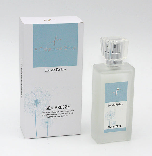 SEA BREEZE PERFUME - Zaga Concepts