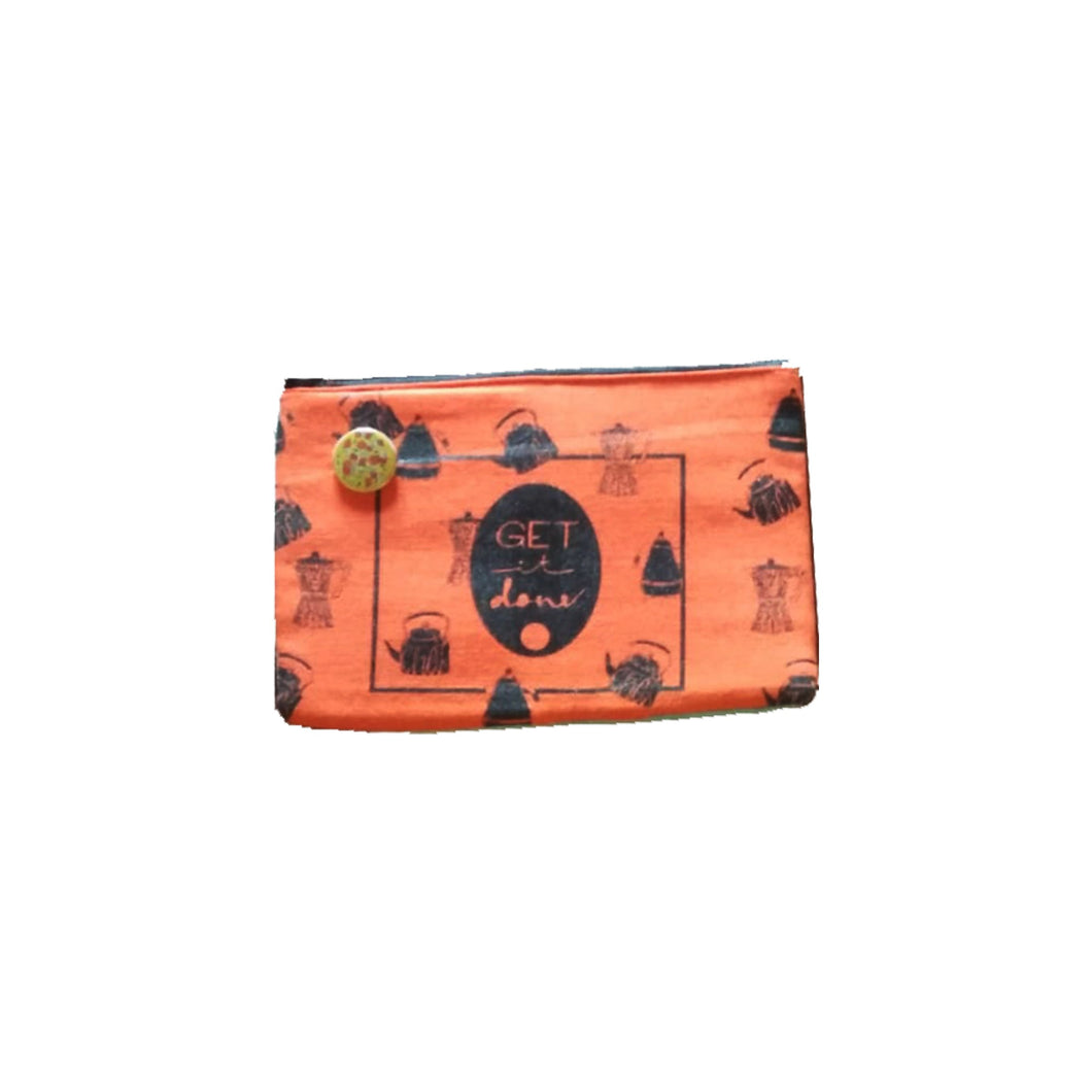 MIXED COLOUR POUCH