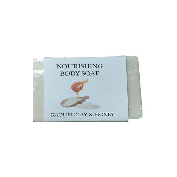 SOAP KAOLIN CLAY & HONEY - Zaga Concepts
