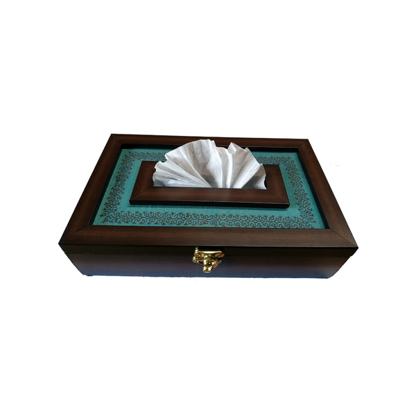 TISSUE BOX HOLDER - Zaga Concepts