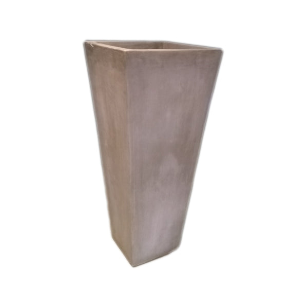 TRIANGULAR VASE LARGE - Zaga Concepts