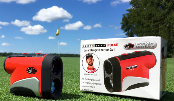ScoreBand Launches Graham DeLaet Rangefinder