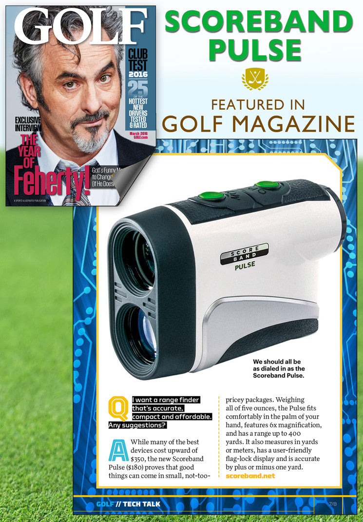 GOLF Magazine March 2016