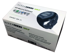 ScoreBand GOLF GPS Package