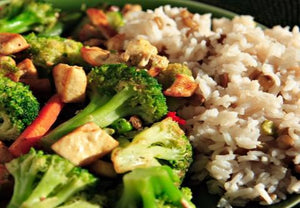 Tofu & Broccoli Stir Fry Taste Haven