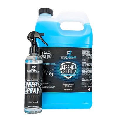 Ceramic Shield + Prep Spray Kit