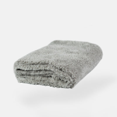 Double Plush Edgeless Microfiber Towel