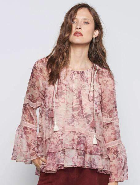 Stevie May Breathless Blouse - Miko + Mollie