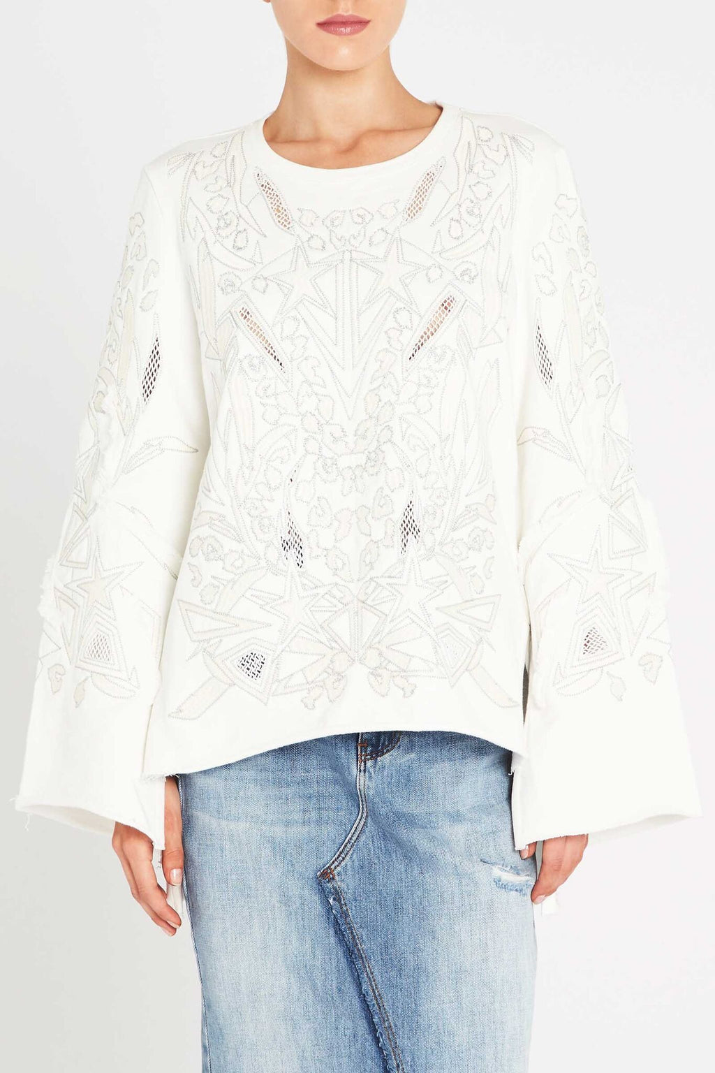 Sass and Bide Ancient Stars Sweater Top