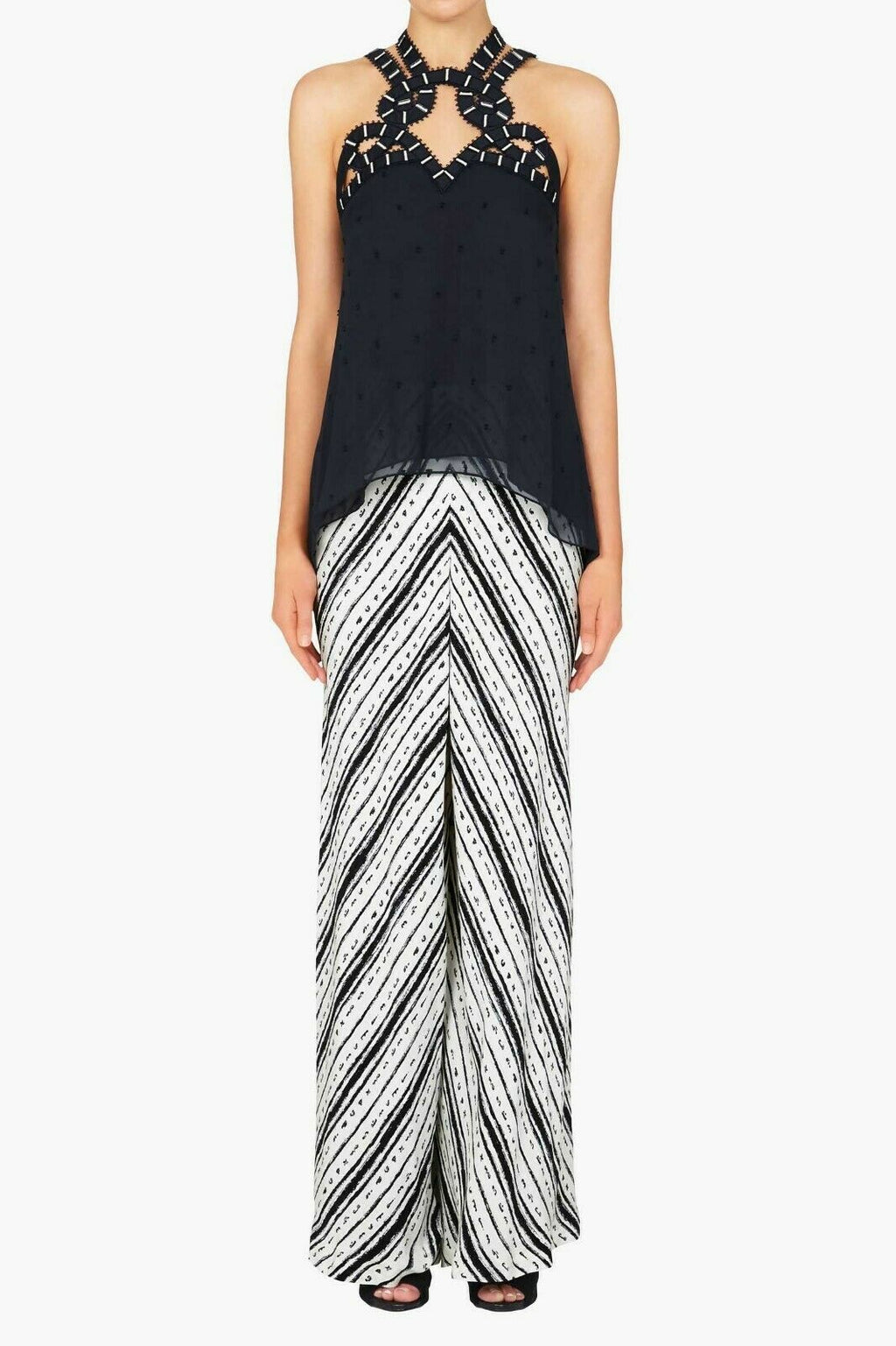 Sass and Bide Unwritten Tailored Culotte Pants