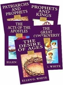 Conflict of the Ages 5V Set Paperback - (By Ellen G. White)