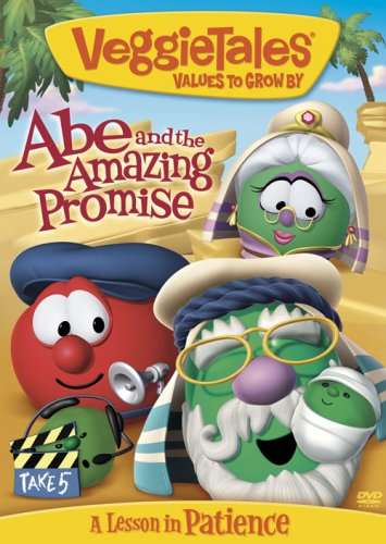 VeggieTales: Abe & the Amazing Promise - DVD