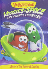 Load image into Gallery viewer, VeggieTales, Veggies in Space: The Fennel Frontier - DVD
