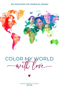 Color My World - 2021 Women's Devotional