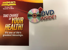 Load image into Gallery viewer, Amazing Health Facts DVD (Sharing Edition Speaker: Doug Batchelor & David DeRose