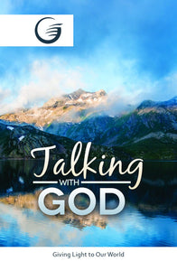 TALKING WITH GOD - GLOW Tract