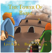 Load image into Gallery viewer, The Tower of Babel - The Beginning of Time Series