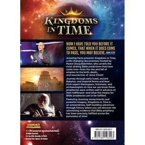 Kingdoms In Time (Sharing Edition DVD) by Pastor Doug Batchelor