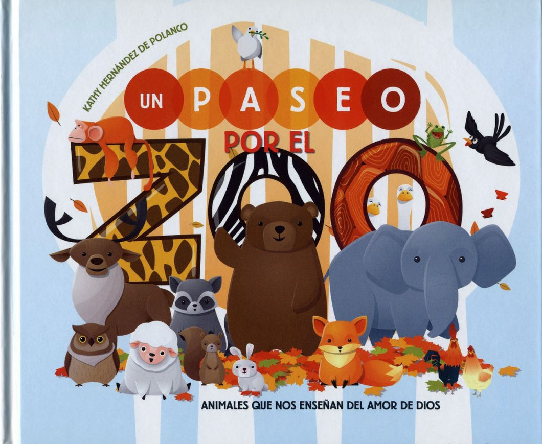 Un Paseo por el Zoo - 2021 Spanish PreSchool Devotional