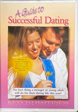 A Guide to Successful Dating 3 CD & Workbooks set - (By Nancy Van Pelt)