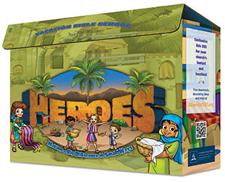 2020 Vacation Bible School kits are now available!  ENGLISH
