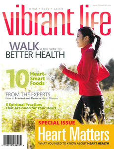 Vibrant Life Special - Heart Matters (MAGAZINE) - By Vibrant Life