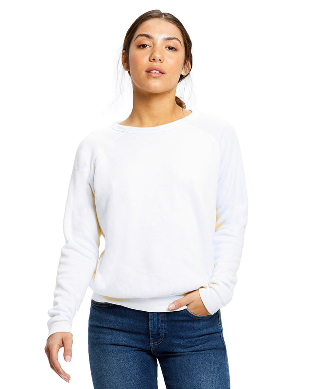 PFD Women's Raglan Pullover Long Sleeve Crew Neck