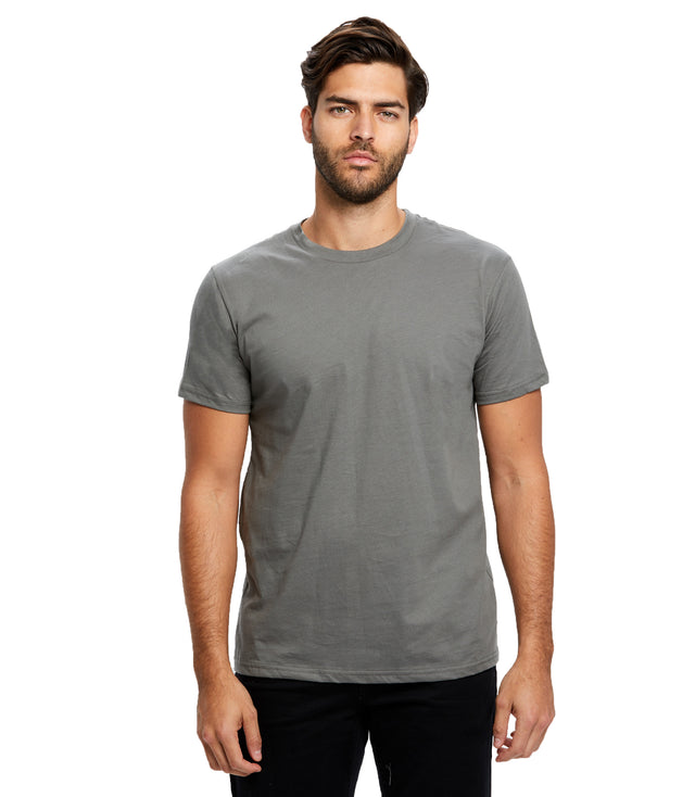 Men's Short Sleeve Crew Neck