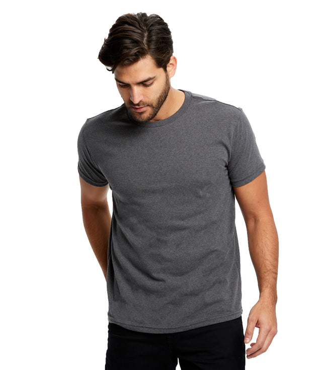 Men's Short Sleeve Recycled Crew Neck