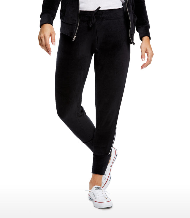 Women's Plush Velour Pants