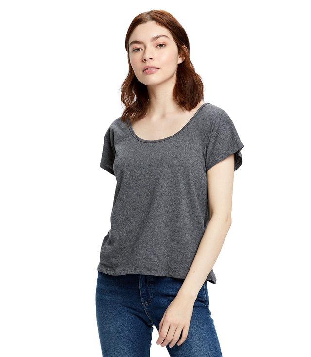 Women's Recycled Scoop Blouse