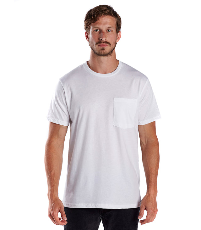 Men's Pocket Tee Crew