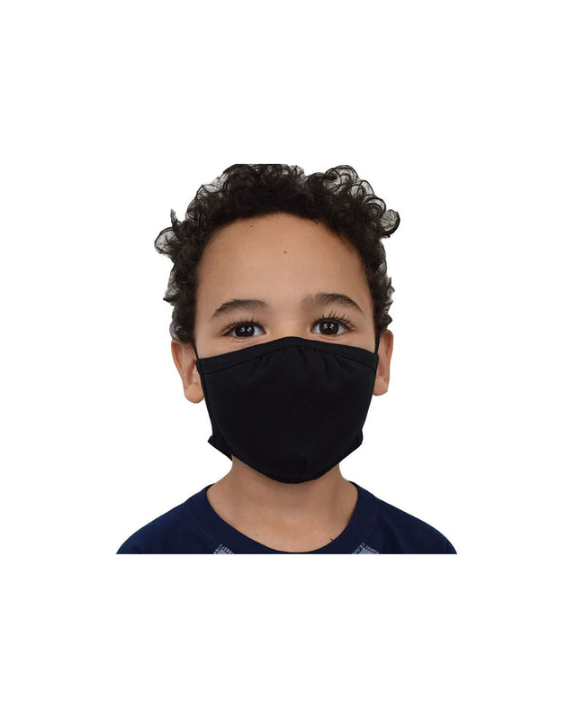 Anti-Microbial Double Layer Kids Adjustable Mask