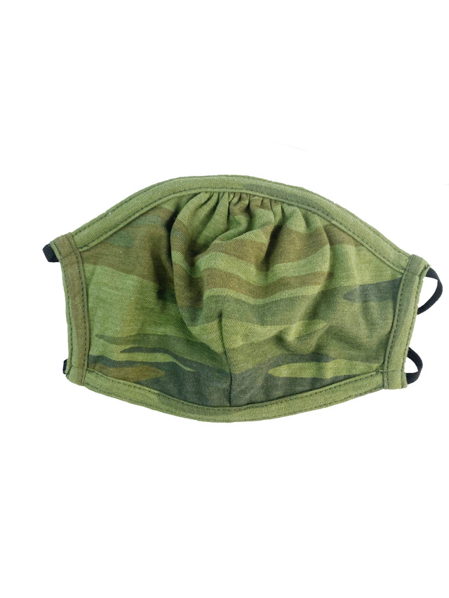 Double layer, Camo Tri-Blend Adjustable Mask