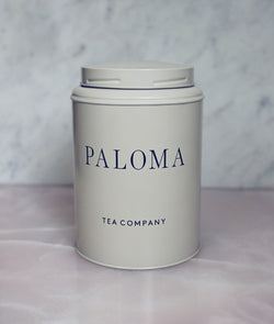 Paloma Tea Tin - Dubbel cream