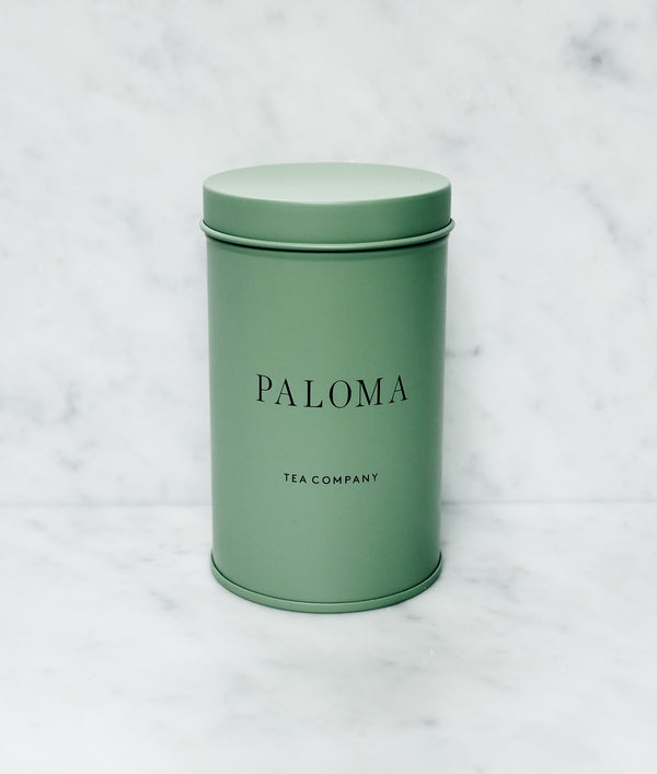 Paloma Little Tea Tin - Key Lime Pie