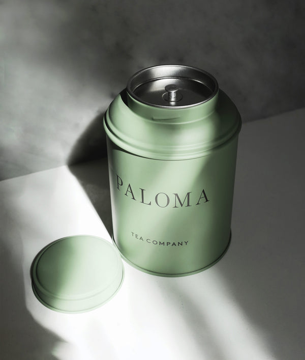 Paloma Tea Tin - Green Dreams
