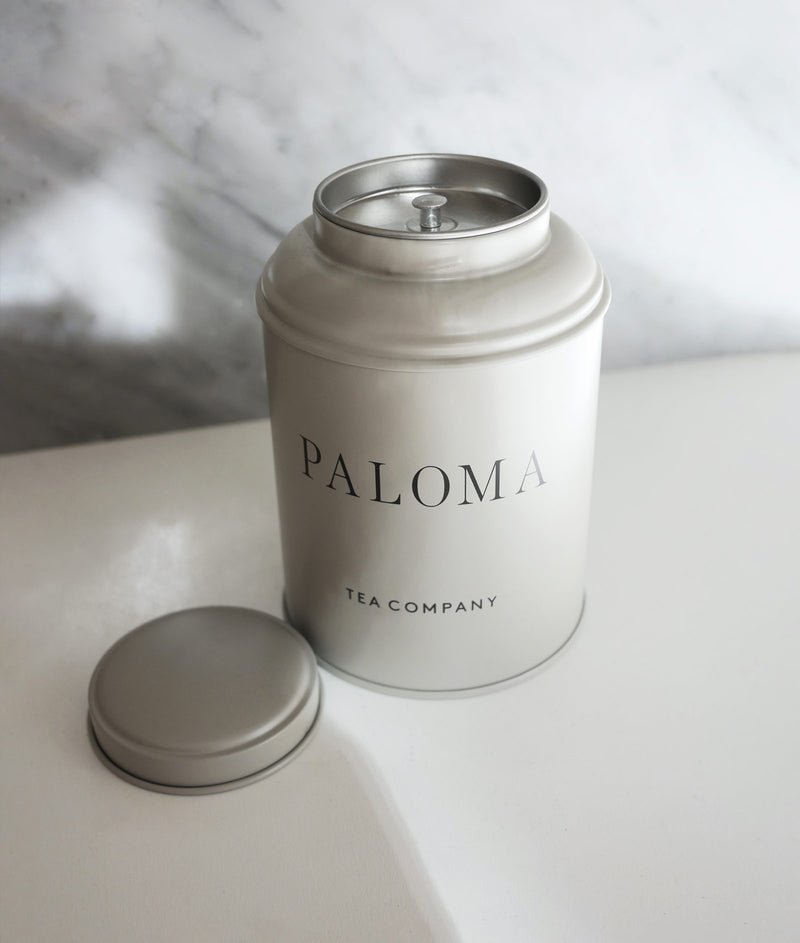 Paloma Tea Tin - Beach Sand