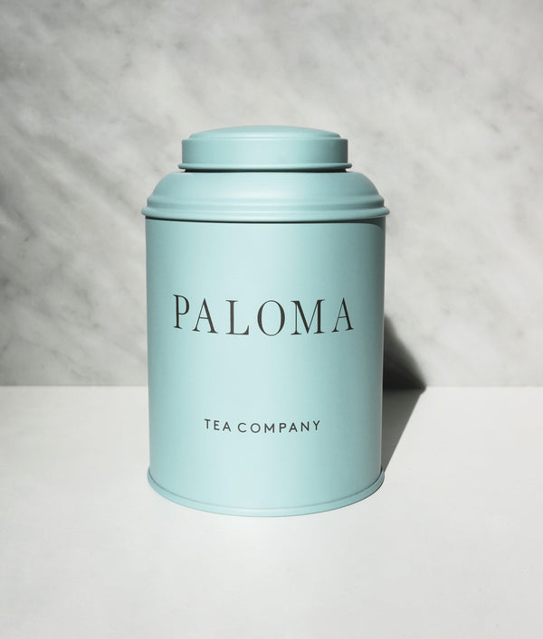 Paloma Tea Tin - Blue del Mar