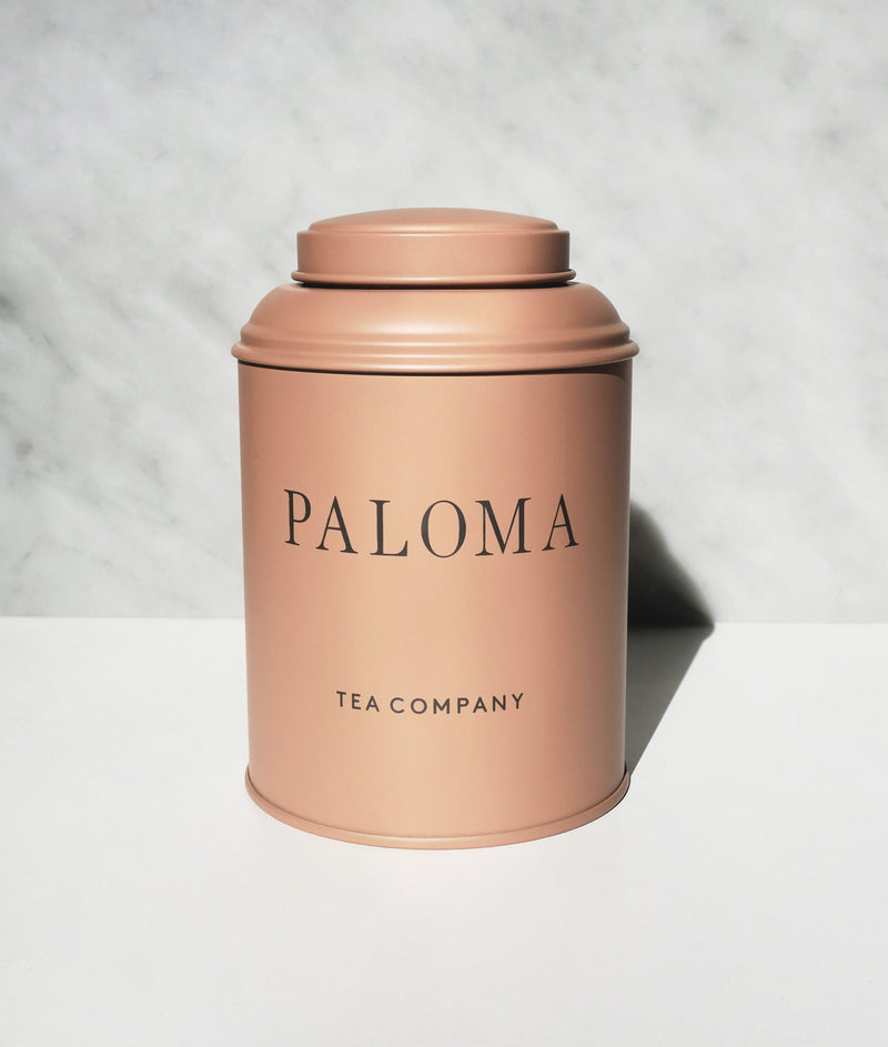 Paloma Tea Tin - Sunset of Puglia