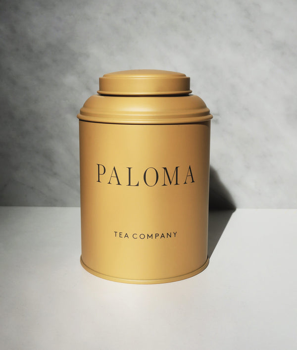 Paloma Tea Tin - Sunshine