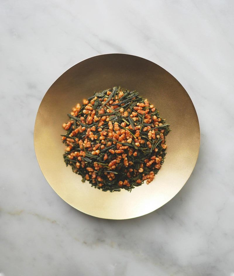 "GENMAICHA ""pop corn tea"""