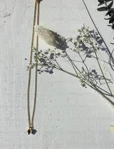 Small Gold Plated Necklace
