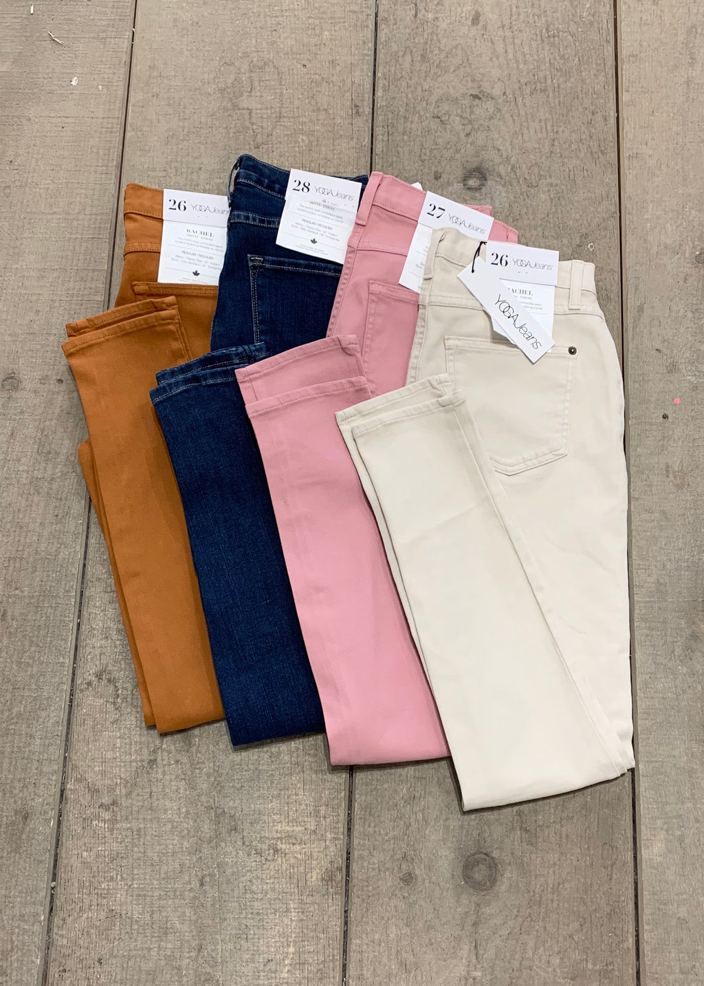 Yoga Jeans / Rachel Skinny/ Regular