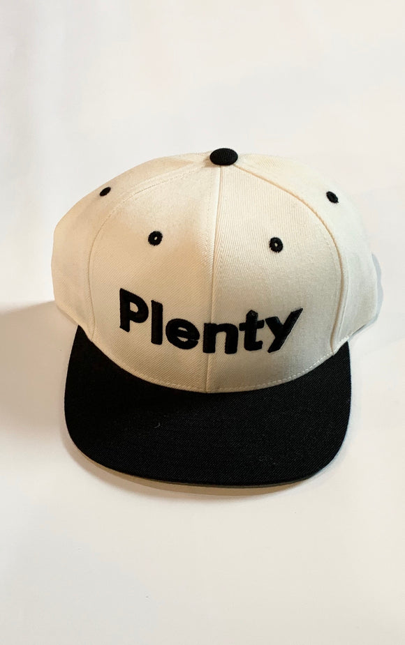 Plenty Logo Hat